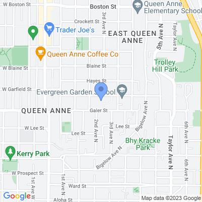 201 Garfield St, Seattle, WA 98109, USA