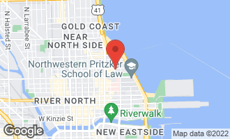 Map of 201 East Chestnut Street 11B CHICAGO, IL 60611