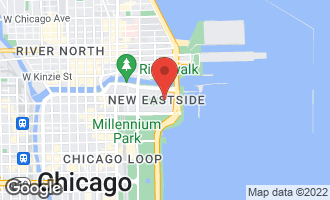Map of 201 North Westshore Drive P92 CHICAGO, IL 60601