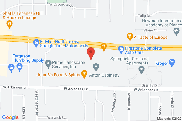 Map to Dent Direct LLC