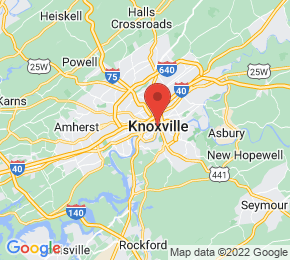Job Map - 2018 CLINCH AVENUE Knoxville, Tennessee 37916 US