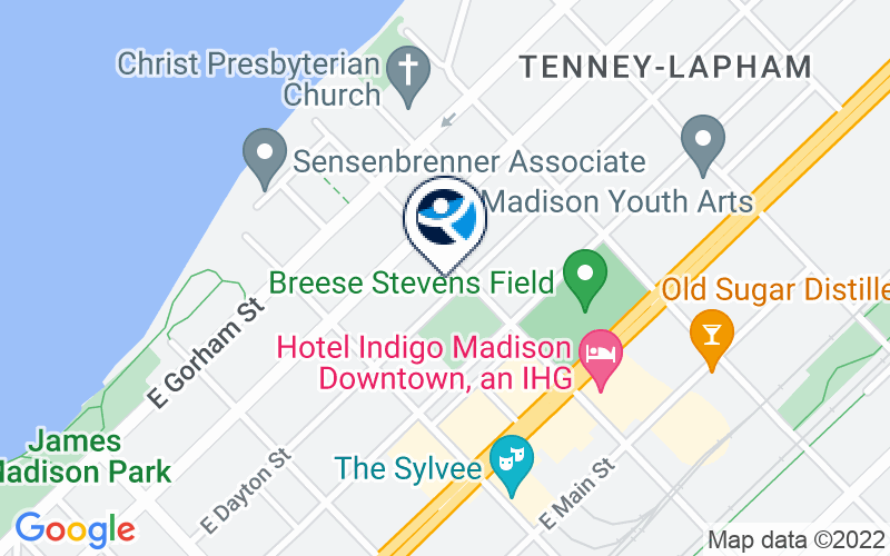 Arc House Location and Directions