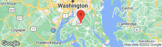 Map of 2020 ALL HALLOWS COURT WALDORF, MD 20602