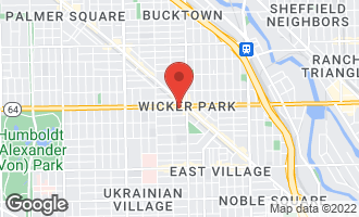 Map of 2029 West North Avenue WEST CHICAGO, IL 60185