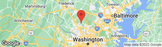 Map of 20308 SEABROOK DRIVE GAITHERSBURG, MD 20886