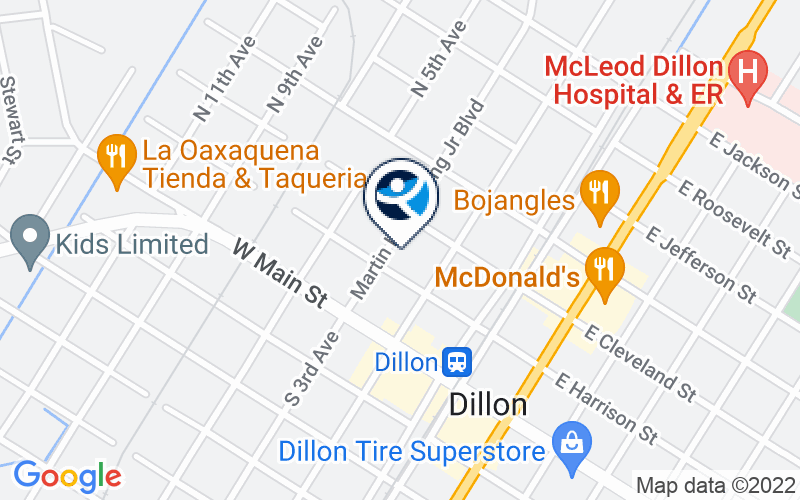 Trinity Behavioral Care Location and Directions