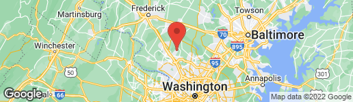 Map of 20411 REMSBURY PLACE GAITHERSBURG, MD 20886
