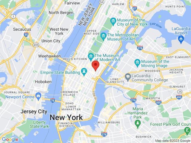 205 East 45th St., New York, NY