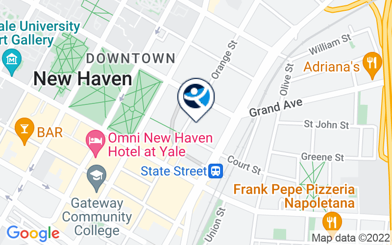 New Haven Orange Street Connection Counseling Center Location and Directions