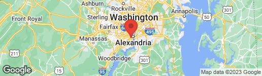 Map of 2059 Huntington Ave Alexandria, VA 22303