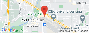 Google Map of 2060+Oxford+Connector%2CPort+Coquitlam%2CBritish+Columbia+V3C+0A4