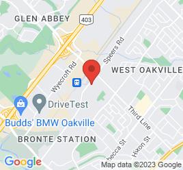 Google Map of 2070+Speers+Road+Unit+%238%2COakville%2COntario+L6L+2X8