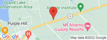 Google Map of 207187+Hwy+9+East%2COrangeville%2COntario+L9W+6J1