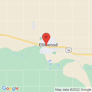 Ellinwood Police Jail location on map