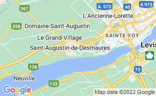 Map of Camping Le 209