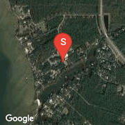 Satellite Map of 2091 DEMARIA BLVD , MILTON, FL 32583