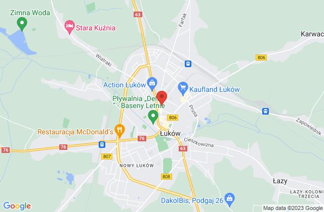 Wyświetl Marcin Muszyński,F.H. NORBI Marcin Muszyński na mapie