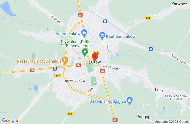 Wyświetl Paweł Radomyski,Bartex na mapie
