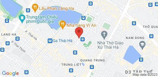 Directions to Thực Dưỡng Tịnh Tâm Vegan Restaurant