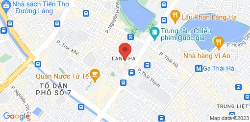 Directions to Hieu Sinh Vegan restaurant