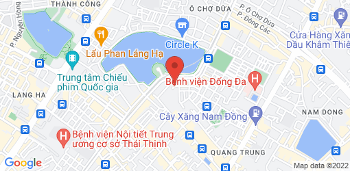 Directions to An Phuc Vegetarian Food