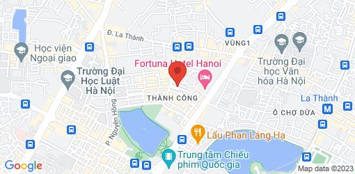 Directions to V-VEGAN (Vegan Bento, Vegan Bento Hanoi, Veggie for Delivery, Veggie for Delivery Hanoi)