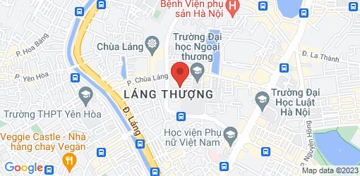Directions to Loving Hut Nguồn Cội Restaurant