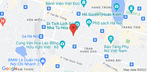 Directions to Nhà hàng Chay Vị Lai
