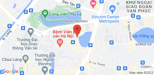 Directions to Nhà hàng Cơm Chay Bồ Đề Tâm