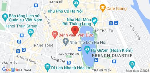 Directions to Quán Quê Restaurant & Cooking Class Centre