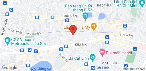 Directions to Ha Thanh Vegan Restaurant