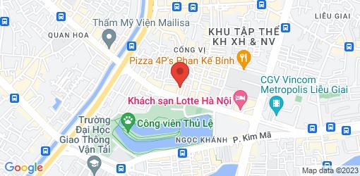Directions to Nhà hàng Wai Chay