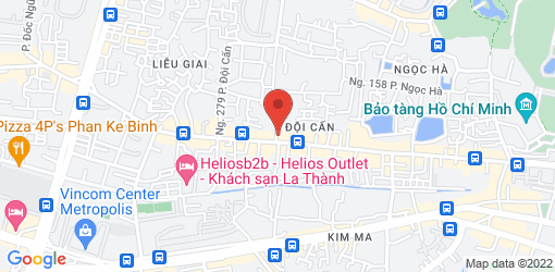 Directions to Hoa Sen Vegan Restaurant
