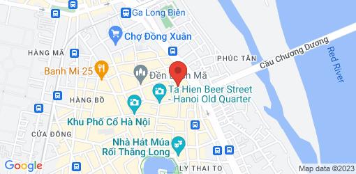 Directions to Minh Chay Nhà Vegan