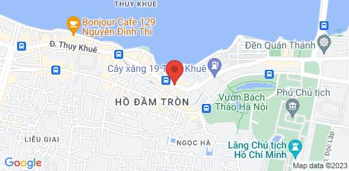 Directions to Achi Vegan House (Nhà Chay Achi)