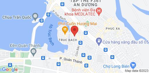 Directions to Nhà Hàng Chay Aummee