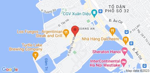 Directions to An Lạc chay Quán