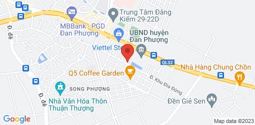 Directions to Nhà hàng chay Liên Hương