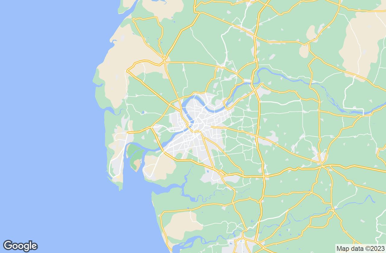 Google Map of سورات