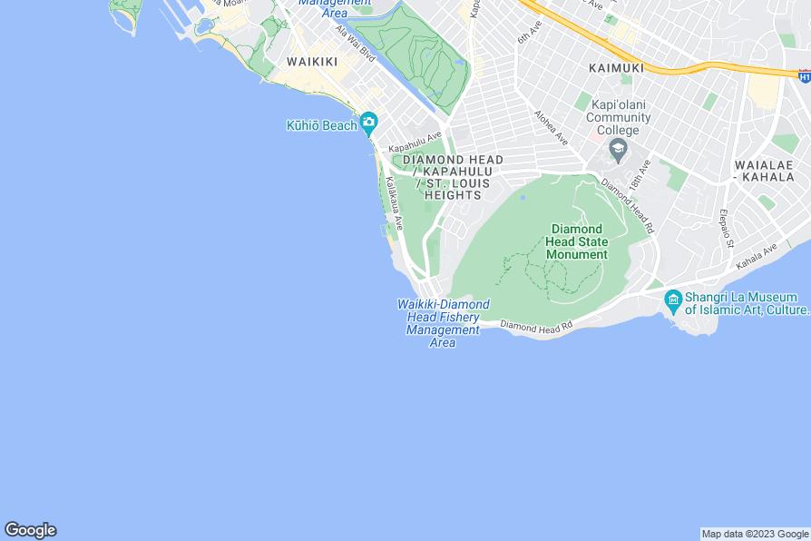 Hotels Near Diamond Head Oahu