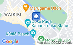 2440 Kuhio Ave unit 1201, Honolulu, HI, 96815