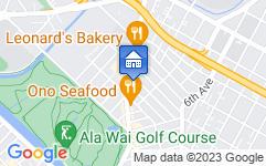 837 Kapahulu Ave unit 206, Honolulu, HI, 96816