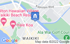 2121 Ala Wai Blvd unit 2504, Honolulu, HI, 96815