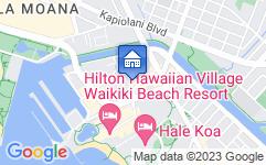 425 Ena Road unit 802B, Honolulu, HI, 96815