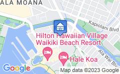 425 Ena Rd unit B/802, Honolulu, HI, 96815
