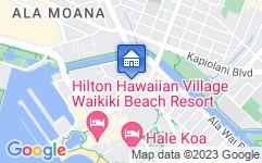 469 Ena Road unit 1210, Honolulu, HI, 96815