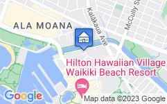 1621 Ala Wai Blvd unit 202, Honolulu, HI, 96815