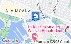 1627 Ala Wai Blvd unit 105, Honolulu, HI, 96815