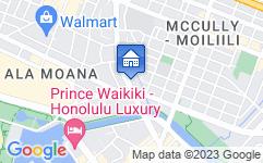 1750 Kalakaua Ave unit 1401, Honolulu, HI, 96826