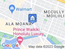 1705 Kalakaua Ave, Honolulu, HI, 96826
